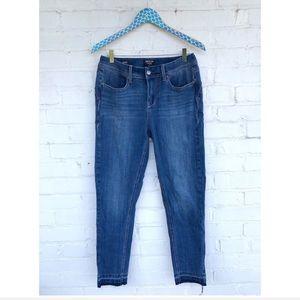 NYDJ Curves 360 Boost Release Hem Skinny Jeans